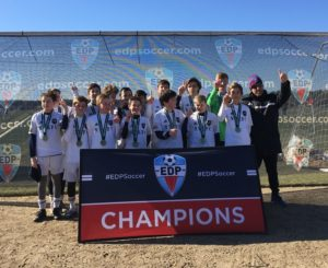 2004 Boys Clinch Championship at 2018 EDP Spring Classic