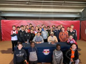 2005-2007 Boys NPL Sweep Brooklyn Italians, Attend Red Bulls Meet & Greet