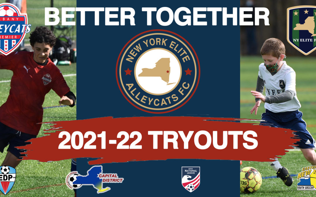 REGISTRATION NOW OPEN – New York Elite Alleycats FC Boys Tryouts
